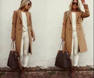 bag, beige, and blurry image