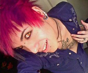 contacts, Hot, and red hair image