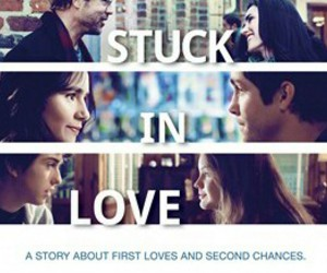 stuck in love image