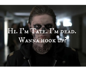best show ever, broken, and tate langdon image