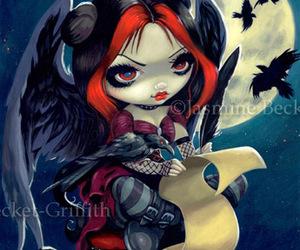 gothic and dark image