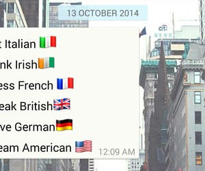 american, british, and french image