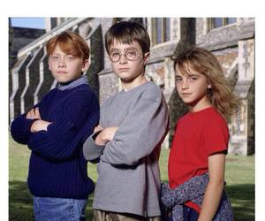 funny, harry potter, and squad image