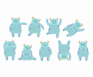 monsters inc and cute image
