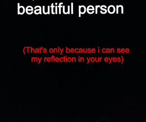 beautiful, eyes, and funny image