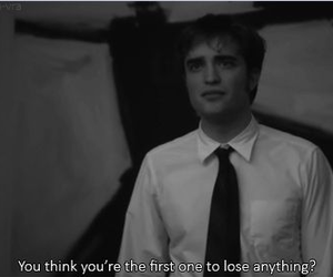 afraid, black and white, and boy image