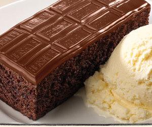 chocolate, ice cream, and dessert image