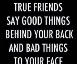 true things and friends image
