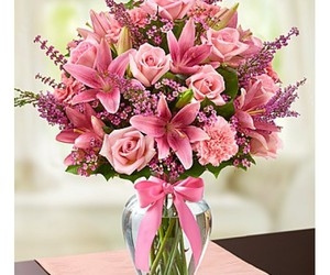 flowers bouquet, birthday flowers, and flowers delivery image