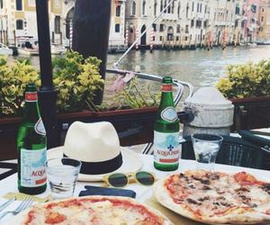 venice, italy, and pizza!!! image
