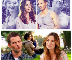 boy girl, James Marsden, and the best of me image