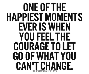 change, moment, and quote image