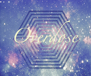 exo, Logo, and overdose image