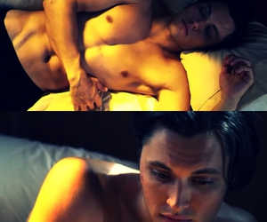 blair redford, the lying game, and ethan whitehorse image