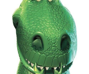 REX and toy story image