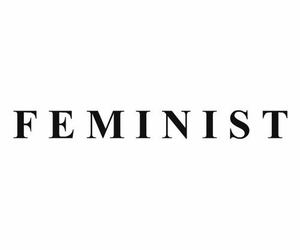 feminist, fight, and free image