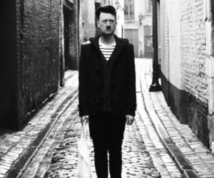 hipster, hitler, and funny image