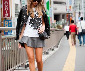 blogger, girl, and fashion image