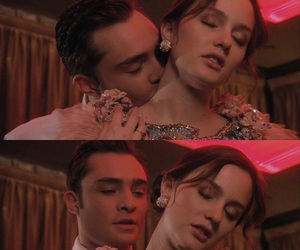 amor, bass, and blair waldorf image