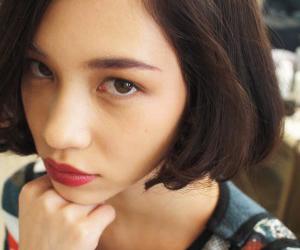 model, japan, and kiko image