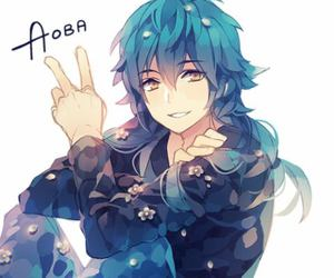 aoba, dmmd, and anime image