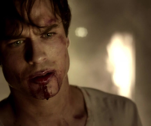 blood, Hot, and ian somerhalder image