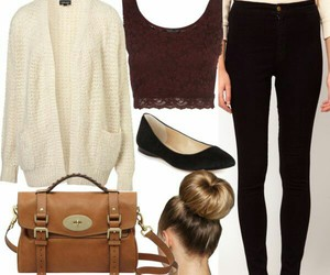 outfit, style, and casual image