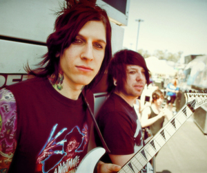 falling in reverse, fir, and jacky vincent image