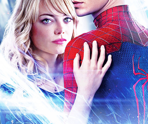 2, emma stone, and gwen stacy image