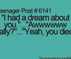 awwwww, funny, and dream about you image