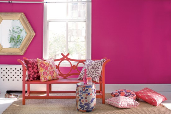 Think Pink For Your Home Interior Design Modern Homes Interior Design And Decorating Ideas On Decodir