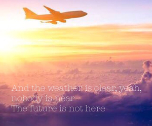 aviation, future, and quotes image