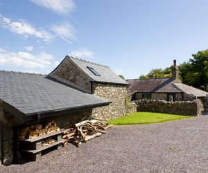 architecture, cottage, and country image