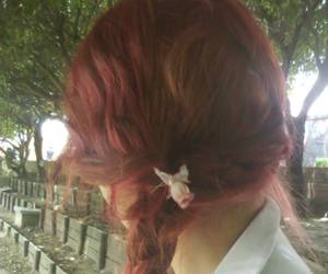 amazing, beautiful, and red hair image