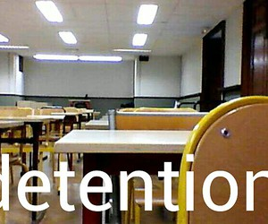 detention and punition image