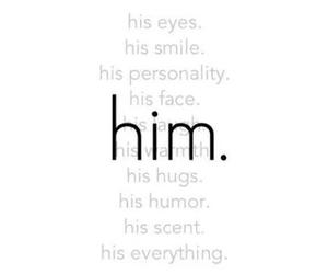 him, love, and boy image
