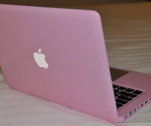 apple, hot pink, and pink image