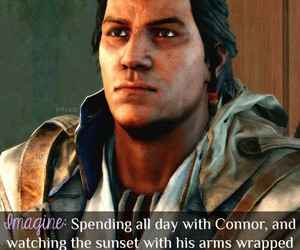 assassins creed 3, connor kenway, and connor kenway imagine image