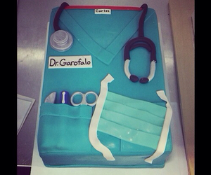 cake and doctor image
