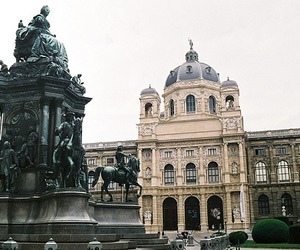 austria, vienna, and architecture image