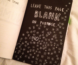 blank, journal, and no image
