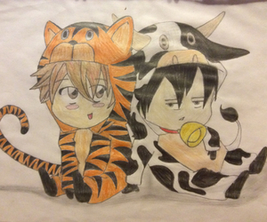 animals, cute, and anime image