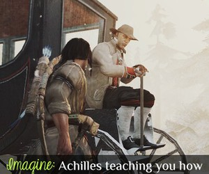 achilles, imagine, and i can only imagine image