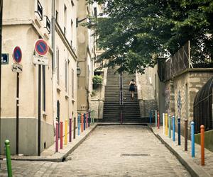 D700, montmartre, and nikon image