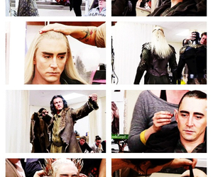 behind the scenes, hobbit, and costume image