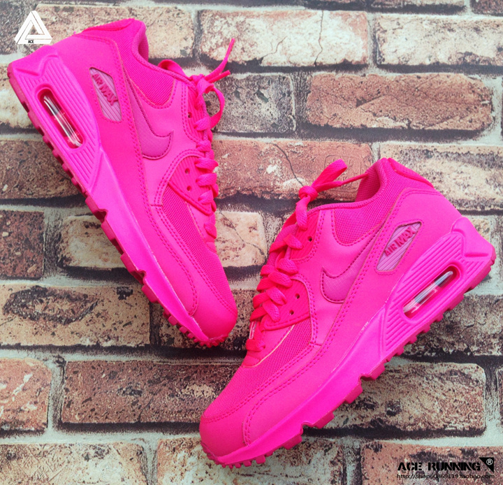 Nike Air Max Femme Rose Fluo don