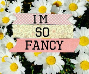 fancy and flowers image