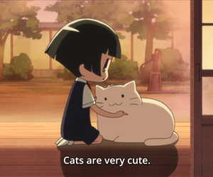 cat, cute, and anime image
