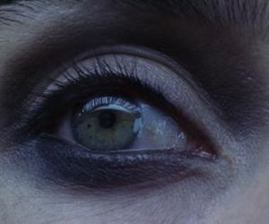 eye, grunge, and dark image