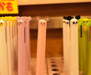 cute and pen image